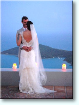 Wedding at Silk Cotton Villa St. Thomas