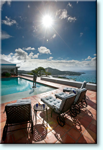 A 5 bedroom private villa, Virgin Islands