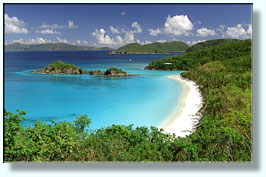 The Virgin Islands National Park, St. John